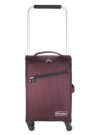 "18"" Purple ZFrame Deluxe Suitcase"